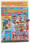 EURO 2016 - Just Kick It SUPER-STARS - 2 Limited Ronaldo Schweinsteiger   +2 saszetki