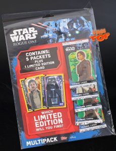 ROGUE ONE  STAR WARS -  MULTIPACK 5 saszetek Vader Limited