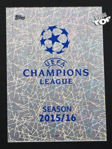 499 -  LOGO - CHAMPIONS LEAGUE 2015-2016