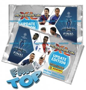 UPDATE 2015 - SASZETKI  Champions League Panini