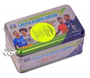 Puszka 9 + 3 Limited - ROAD to EURO 2020