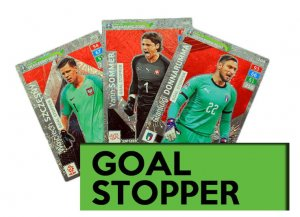 GOAL STOPPER  -  ROAD to EURO 2020