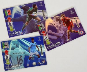 karty TOP MASTER CHAMPIONS LEAGUE 2012 - 2013 panini