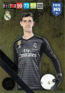 COURTOIS Limited Real Madrid  - FIFA 2019