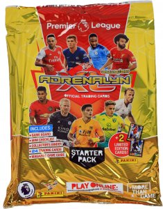 MEGA STARTER PACK 4 + 2 Limited - PREMIER LEAGUE  2020