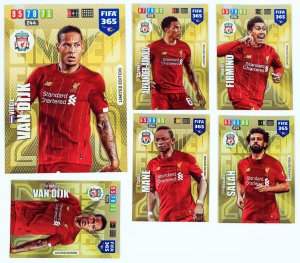 LIVERPOOL full 6 Limited Edition FIFA 365 2020