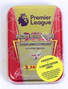 Pocket Tin 4 + 2 Limited - PREMIER LEAGUE 2019 - 2020