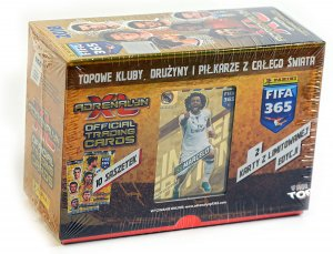 GIFT BOX folia pudełko 10 + 2 limited - FIFA 365 2018