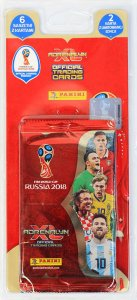 BLISTER 6 + 2  Limited - WORLD CUP Russia 2018