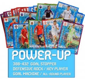 388 - 432 POWER UP - EURO 2020