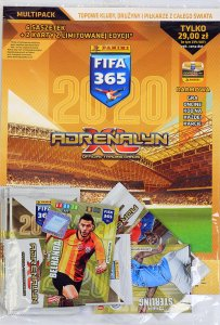 MULTIPACK  6 + 2  Limited FIFA 2020