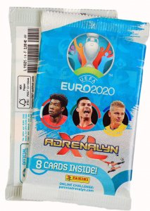 0 Booster Packs   - EURO 2020