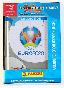 PL pocket TIN 4 + 3  limited - EURO 2020