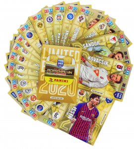 29  cards + FRAME gift set Limited Edition FIFA 365 2020