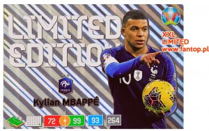 MBAPPE  XXL Limited  -  EURO 2020