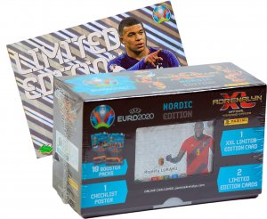NORDIC GIFT BOX 10 + 3 limited XXL  - EURO 2020