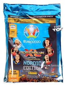 NORDIC Starter Pack POGBA XXL limited  - EURO 2020