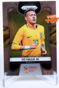 NEYMAR base card #25 - PRIZM World Cup 2018