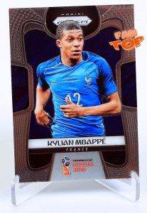 MBAPPE  base card #80 - PRIZM World Cup 2018