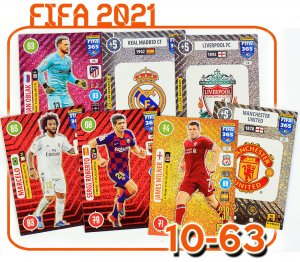 10-63 Club Badge + Fans Favourite  FIFA 365 2021