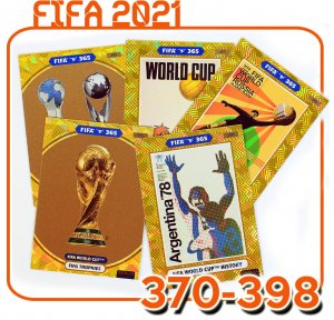 370 - 398 Fifa World Cup History and Trophies - FIFA 2021