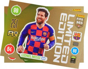 XXL Limited MESSI - Barcelona - FIFA 2021