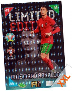 2021 KICK OFF - RONALDO  XXL Limited UEFA EURO 2020