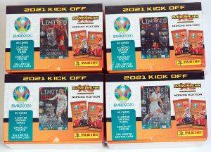 4 x  GIFT BOX  Nordic 2021 KICK OFF EURO