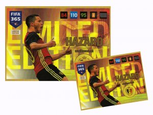 XXL HAZARD Limited Edition Duża karta FIFA 365 vol.2 - 2017