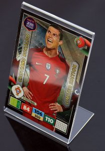 RONALDO XXL Limited Edition + Podstawka -  ROAD TO WORLD CUP 2018  .