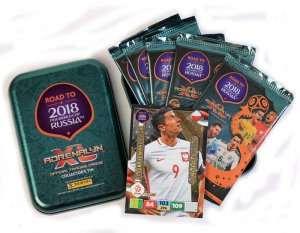 PUSZKA  5 + 1 Limited LEWANDOWSKI - ROAD TO WORLD CUP 2018