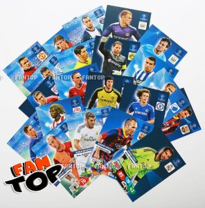 TEAM Mate Club sets - Champions League 2013-2014 Panini Adrenalyn XL