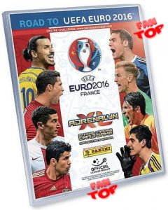 ALBUM   ROAD TO EURO 2016