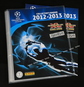 2012 /13 Album  Champions League  Panini