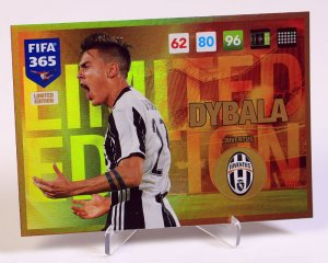 XXL  DYBALA  Limited Edition - UPDATE FIFA 365 2017