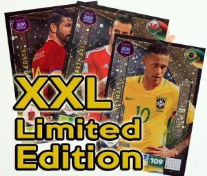 XXL  Limited Edition -  ROAD TO WORLD CUP 2018