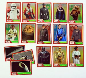 16 kart - MIRROR - JOURNEY to Star Wars Force Awakens