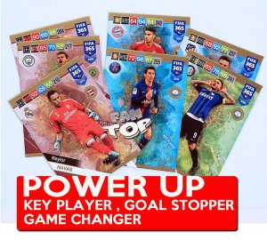 POWER UP - Goal Stopper , Defensive Rock , Key Player , Game Changer - FIFA 2019