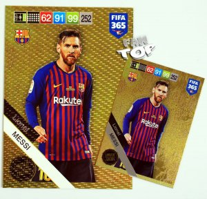 MESSI XXL Limited Edition - FIFA 2019