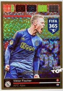FISCHER Viktor  PANINI FIFA 365   - LIMITED EDITION