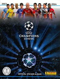 ALBUM do naklejek - CHAMPIONS LEAGUE 2013 - 2014