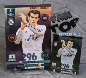 XXL LIMITED EDITION Gareth BALE -  UPDATE 2015