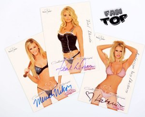 BENCH WARMER  - 2005 Authentic Autograph  Hot collection