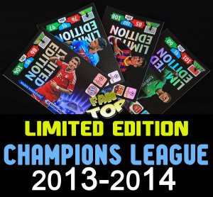 2013 2014 Champions League LIMITED EDITION