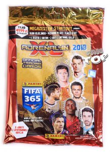FIFA 2018 MEGA ZESTAW STARTOWY 6 + 2 limited - starter pack