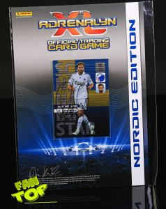 MELLBERG - AUTOGRAF - SCANDINAVIAN STAR -   Champions League 2013-2014 Adrenalyn XL