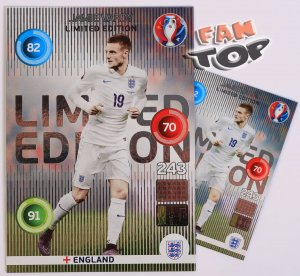 EURO 2016 -   XXL Limited Edition - VARDY classic