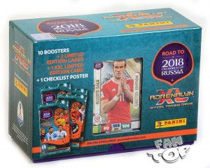 GIFT BOX folia pudełko BALE XXL - ROAD TO WORLD CUP 2018