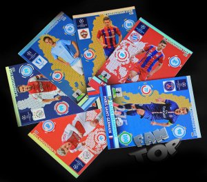 SCANDINAVIAN STAR - karty Champions League 2015 Panini Adrenalyn XL - NORDIC EDITION