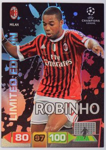 ROBINHO - Limited Edition karta Champions League 2011-2012